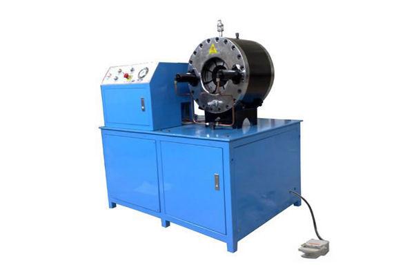 Μηχανές συμπίεσης βαρέων σωλήνων